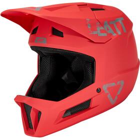 Leatt DBX 1.0 DH Helmet, chilli